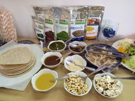 super foods groery stuff