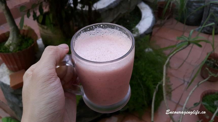 Healthy Refreshing Juice
