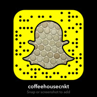 Snapchat-CoffeeHouseConnect