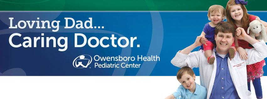 John Phillips M.D., pediatrician with Owensboro Health