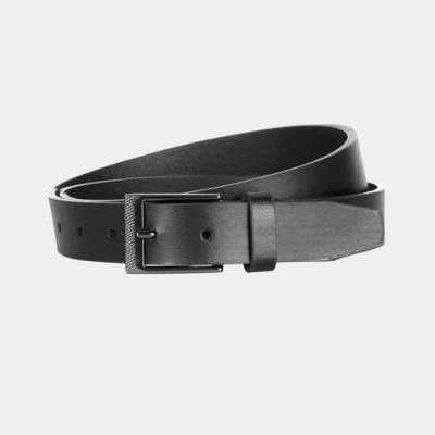 Burton Side Textured Cut Edge Belt