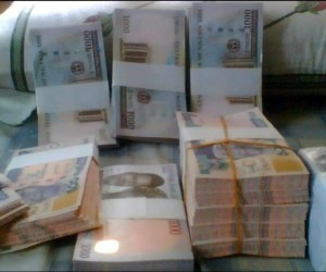 Risk of Nigeria Devaluing Naira Rising, But It Won't Float Freely