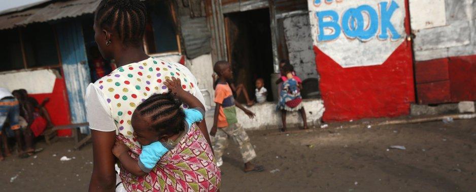Liberian Girls Under Threat