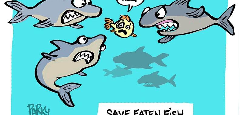 Refugee Artist Detained On Manus Island Wins International Cartooning award