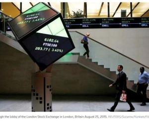 Oil Price Declines Weigh On European Markets