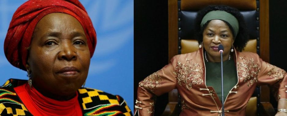Madam President; South Africa's Next President Might Be A Woman
