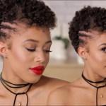 Natural-hair-tutorial