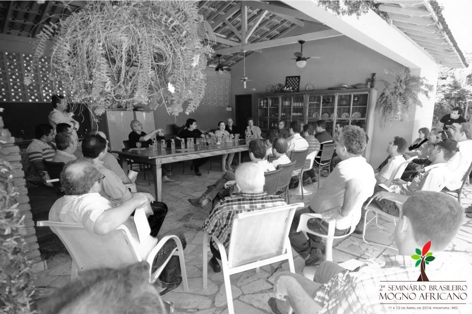 Reunião dos Associados da ABPMA - 2º Seminário Brasileiro Mogno