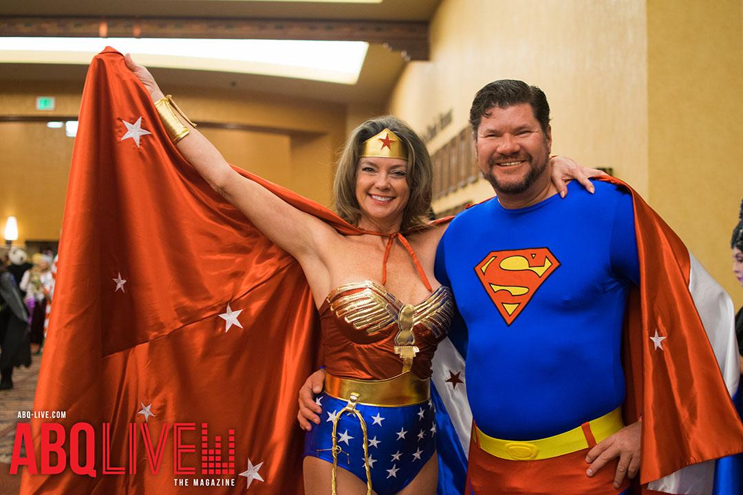 sandia casino halloween party 2019