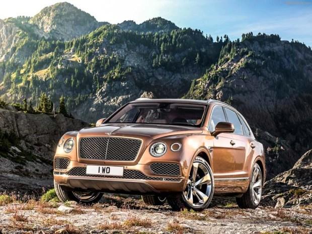 The Bentley of SUVs