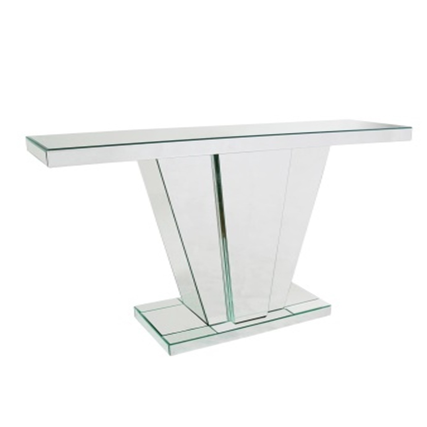 Tempting V Frame Mirrored Console Table V Frame Mirrored Console Table Abreo Home Furniture Mirrored Console Table Amazon Mirrored Console Table Bottom Shelf houzz-03 Mirrored Console Table