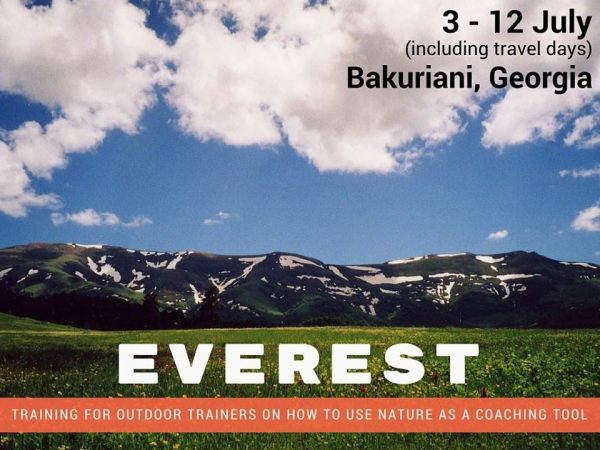 Training course - EVEREST - Georgia - abroadship.org