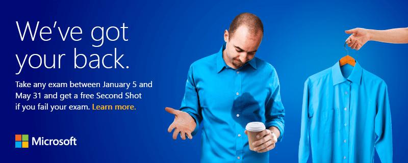 Second Shot Offer