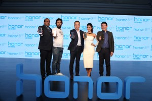 Honor 8, Honor 8 Smart and Honor Holly 3 launch