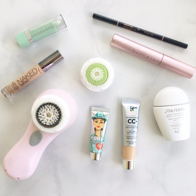 My Top Beauty Products by FL style blogger Absolutely Annie