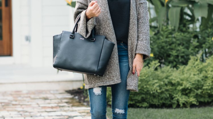 The Perfect Cardigan Coat for Fall