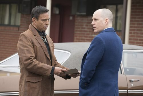 Talking Music with Kelly AuCoin, Actor in The Americans, The Blacklist and Billions Part 2