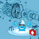 Pool heater, pump, filter, salt system, equipment Repair Vero Beach