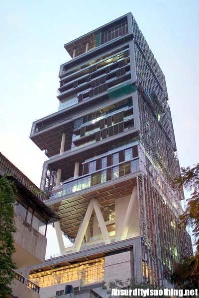 La casa pi costosa del mondo costata 723 milioni di for Piani di casa del vecchio mondo