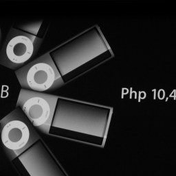 Apple iPod nano with camera priced at PHP 8,790; iPod touch 8GB at PHP 11,490