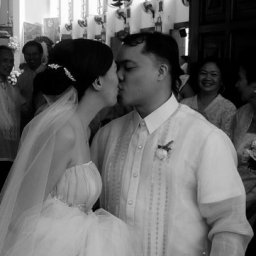 Congratulations Jay and Aileen!