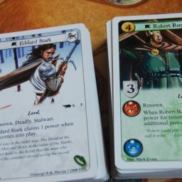 George R. R. Martin's 'A Game of Thrones' Card Game