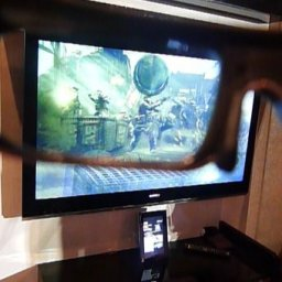 You'll be able to update your PS3 firmware to enjoy 3D gaming on your BRAVIA