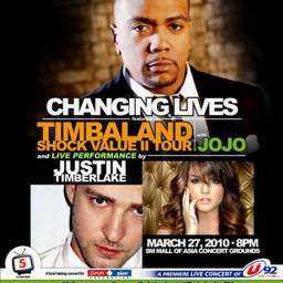 How to score FREE Timbaland Tickets for this Saturday