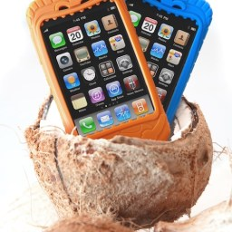 Giving away 5 iPhone Tiki Cases
