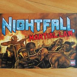 Nightfall: Martial Law