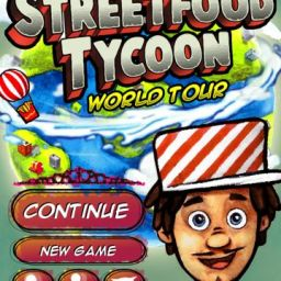 Streetfood Tycoon World Tour is more of the same … until you get to Day 16 (and from there it gets crazy-awesome)