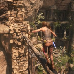 Check out these awesome screenshots from the first hour of Rise of the Tomb Raider