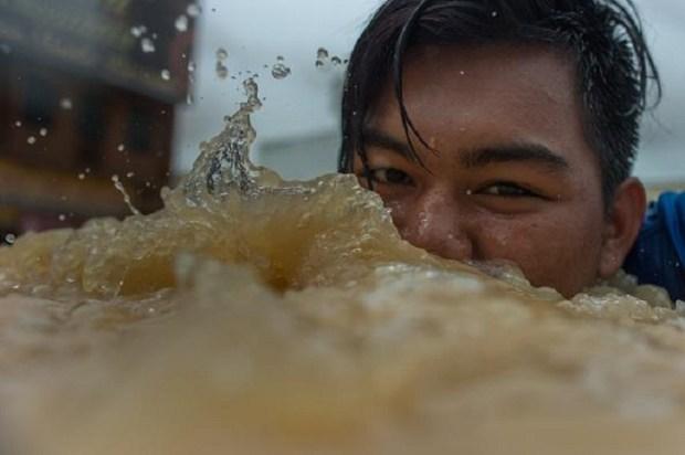 فيضانات ماليزيا