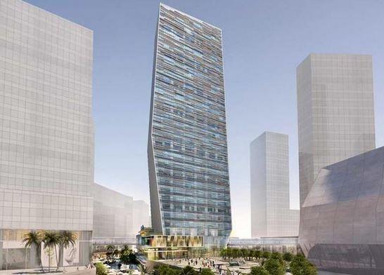 فنادق مركز الملك عبد الله المالي