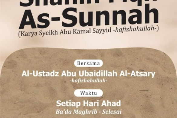 pengajian rutin pasar sentral Makassar