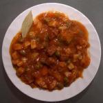 MRE Beef Stew