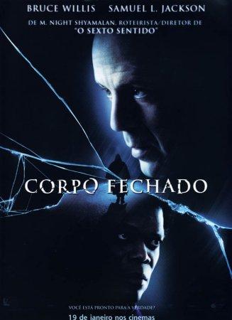 Poster do filme Corpo Fechado