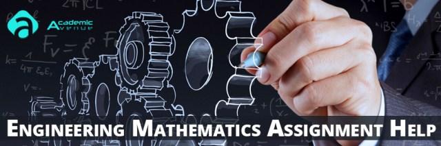 Engineering Mathematics Assignment Help US UK Canada Australia New Zealand