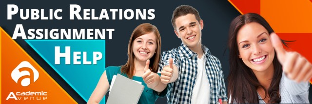 Public Relations Assignment Help US UK Canada Australia New Zealand