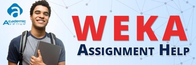 WEKA Assignment Help US UK Canada Australia New Zealand