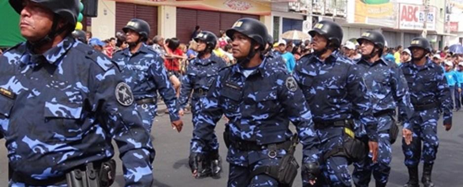 Autorizado porte de arma para a Guarda Municipal de Juazeiro