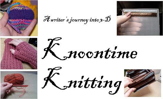 Banner for Knoontime Knitting