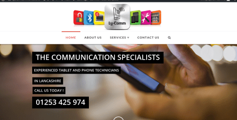 lytham-communications-web-design-by-acceler8-media