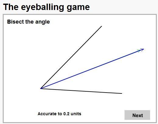 Eyebaling
