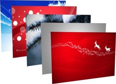 Navidad Windows 7
