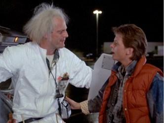 Marty & Doc - BttF