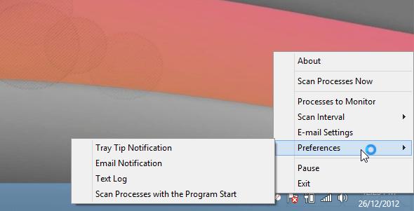 Process-Notifier