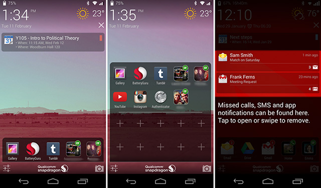 Qualcomm Glance Preview