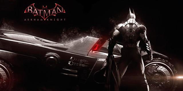 Arkham Knight Promo