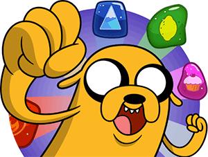 Hora-de-Aventura-Puzzle-Quest